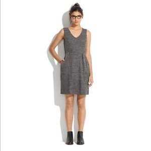 Madewell Terrace Knit Sheath Dress